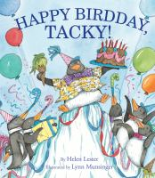 Happy Birdday, Tacky!