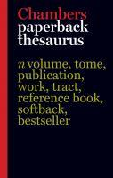 Chambers Paperback Thesaurus