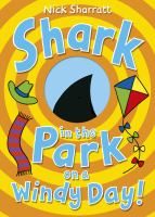 Shark in the Park on A Windy Day