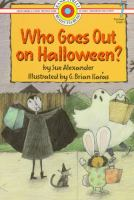 Who Goes Out on Halloween?