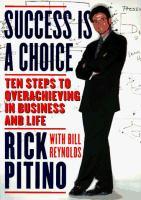 Success Is A Choice