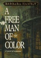 A Free Man Of Color