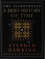 """The Illustrated """"A Brief History of Time"""""""