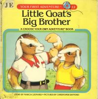 Little Goat's Big Brother