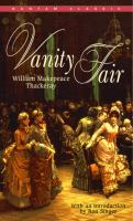 Vanity fair : a novel without a hero