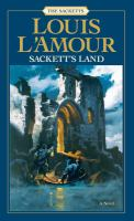 Sackett's Land: A Novel