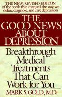 The Good News About Depression