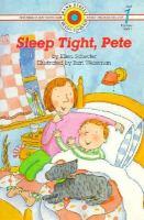 Sleep Tight, Pete