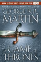 12. A Song of Ice and Fire series