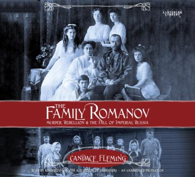 Cover image for The Family Romanov