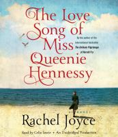 The love song of Miss Queenie Hennessy [audiodisc] : a novel