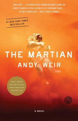 Weir Book club in a bag. The Martian a novel.