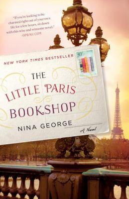 George Book club in a bag. The little Paris bookshop a novel.