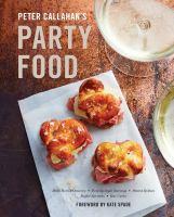 Peter Callahan's Party Food