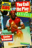 You Call the Play-- Baseball