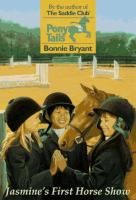 Jasmine's First Horse Show