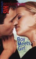 Boy Meets Girl (#7)