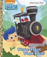 Triple-track Train Race!