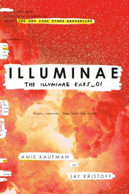 Cover image for Illuminae