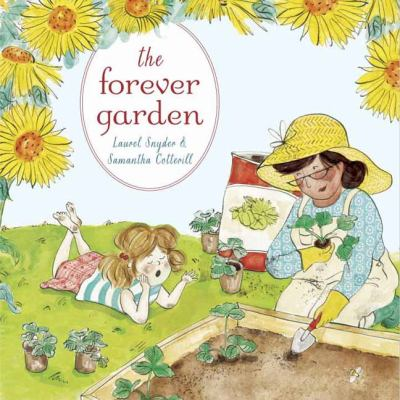 The Forever Garden book jacket