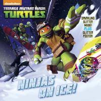 Ninjas on Ice!