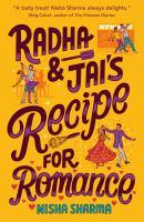 Cover of Radha and Jai's Recipe f