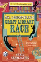 Mr. Lemoncello's Great Library Race- Debut