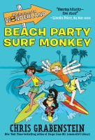 Beach Party Surf Monkey