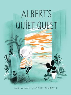Cover image for Albert's Quiet Quest