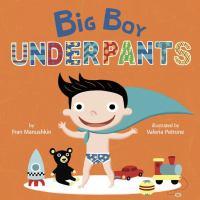 Big Boy Underpants