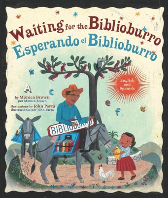 Cover image for Waiting for the Biblioburro