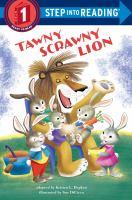 Tawny, Scrawny Lion