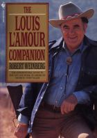 The Louis L'Amour Companion