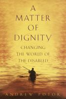 A Matter of Dignity