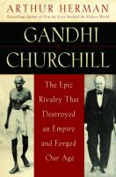 Gandhi & Churchill