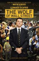 Cover of Wolf of Wall Street