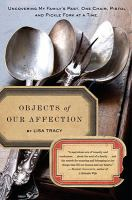 Objects Of Our Affection