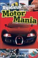 Top Gear Motor Mania