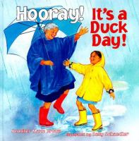 Hooray! It's A Duck Day!