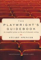 The Playwright's Guidebook