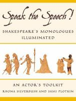 Speak the Speech!