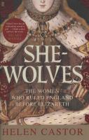 Image: She-wolves
