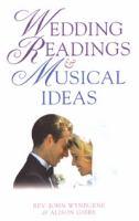Wedding Readings & Musical Ideas