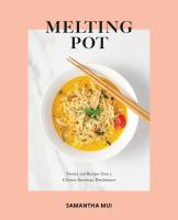 Cover of Melting Pot: Stories and R