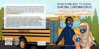 Aisha going back to school during coronavirus = Caa'isho iskuulka ayay ku noqonaysaa xilligaan koofid-19