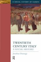 Twentieth-century Italy