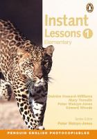 Instant Lessons 1