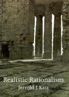 Realistic Rationalism