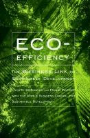 Eco-efficiency