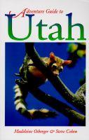 Adventure Guide to Utah (Adventure Guide Series)